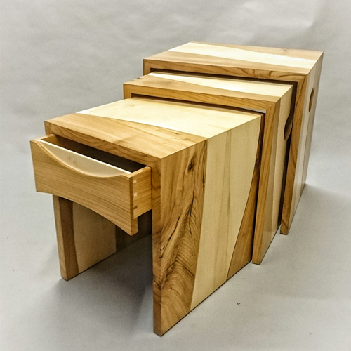 Wave Nest of Tables