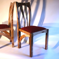 Wych Elm Dining Chairs