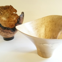 Cherry and Sycamore Bowls